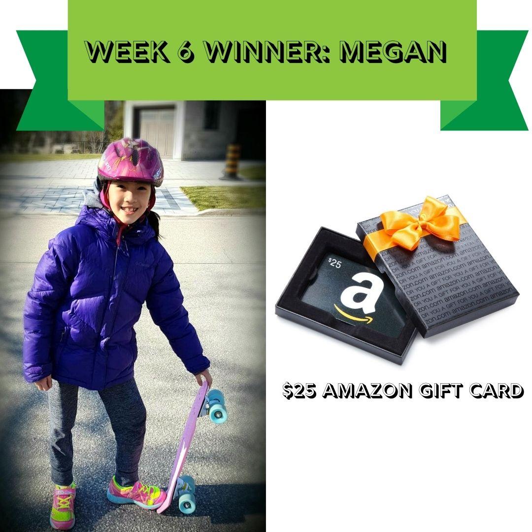 Week 6 - SRC winner