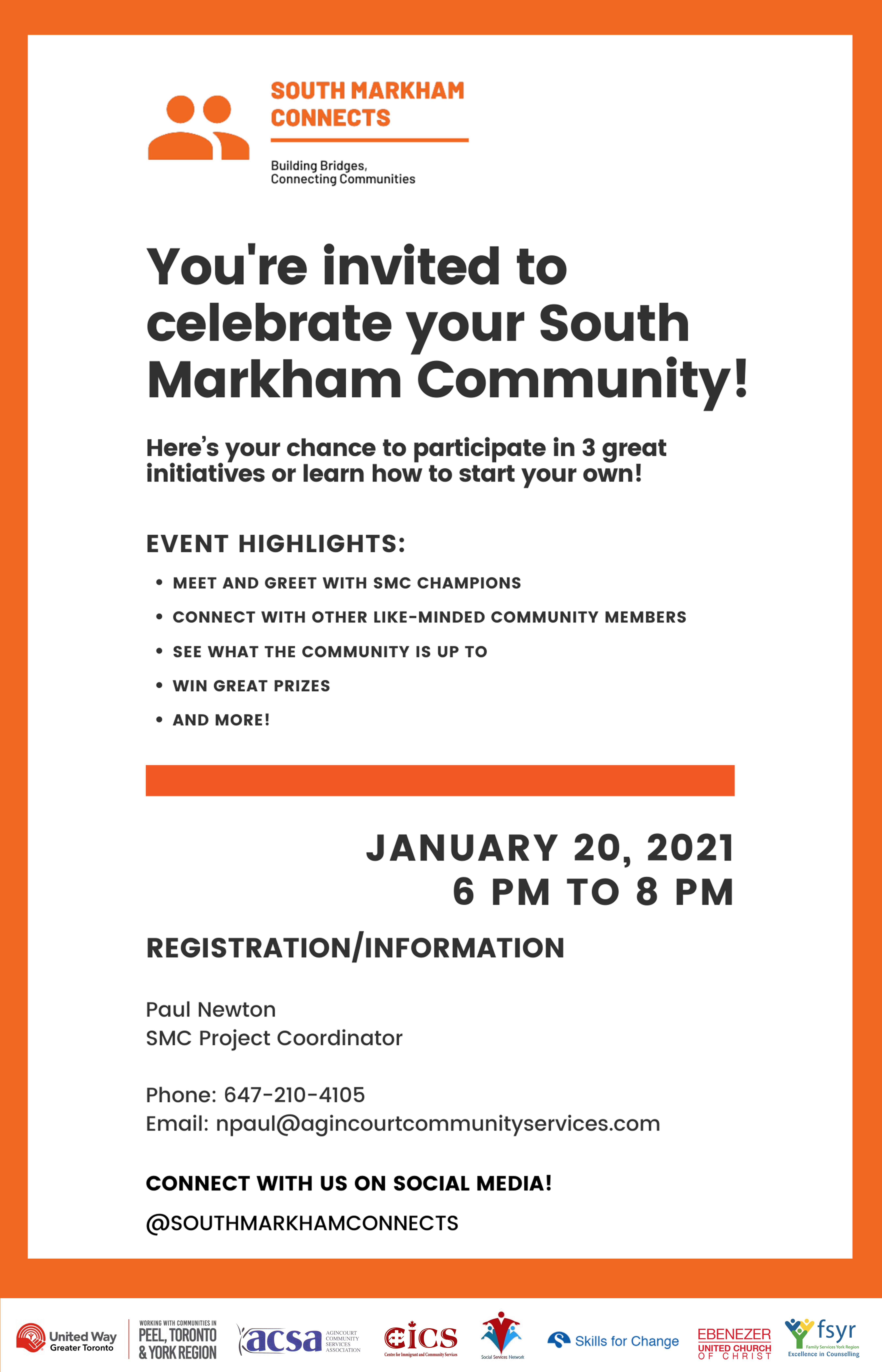South Markham Connects