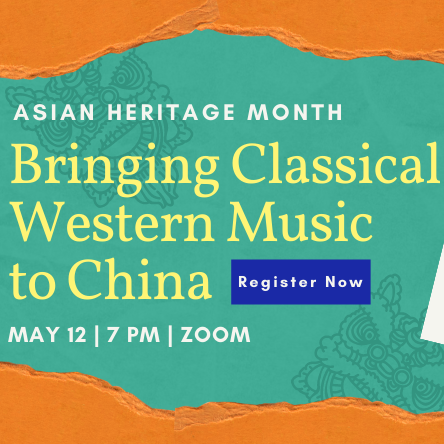 Bring Classical Western Music to China