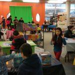 Family Literacy Day at Milliken Mills