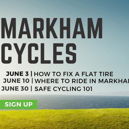 Markham Cycles Programs