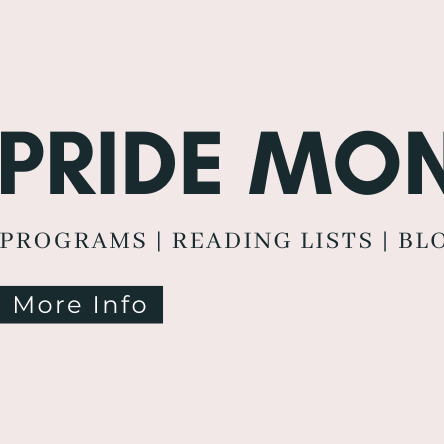 Pride Month Programs
