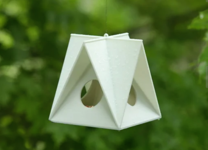 Bird Feeder - 3D Printer