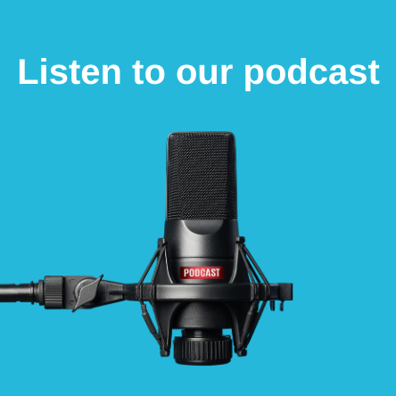 Listen to our podcast