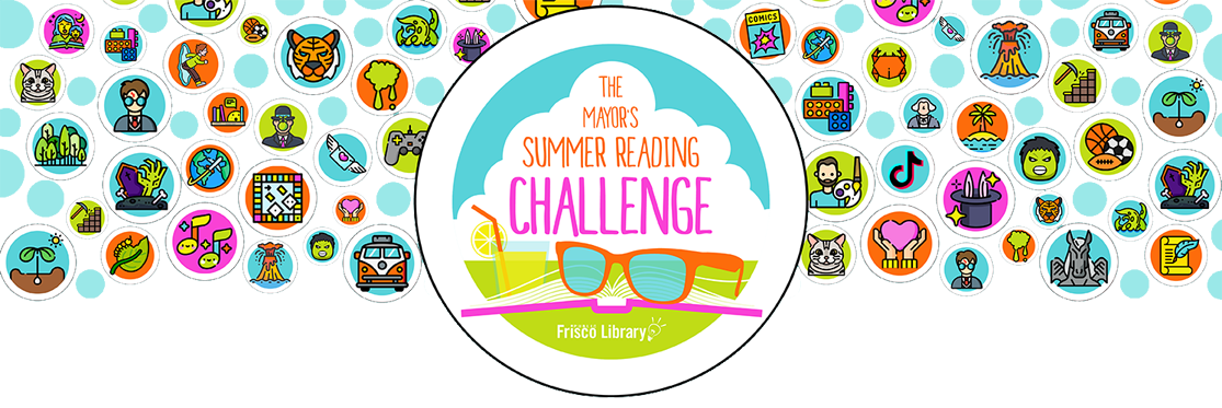 Summer Reading Challenge Page Header
