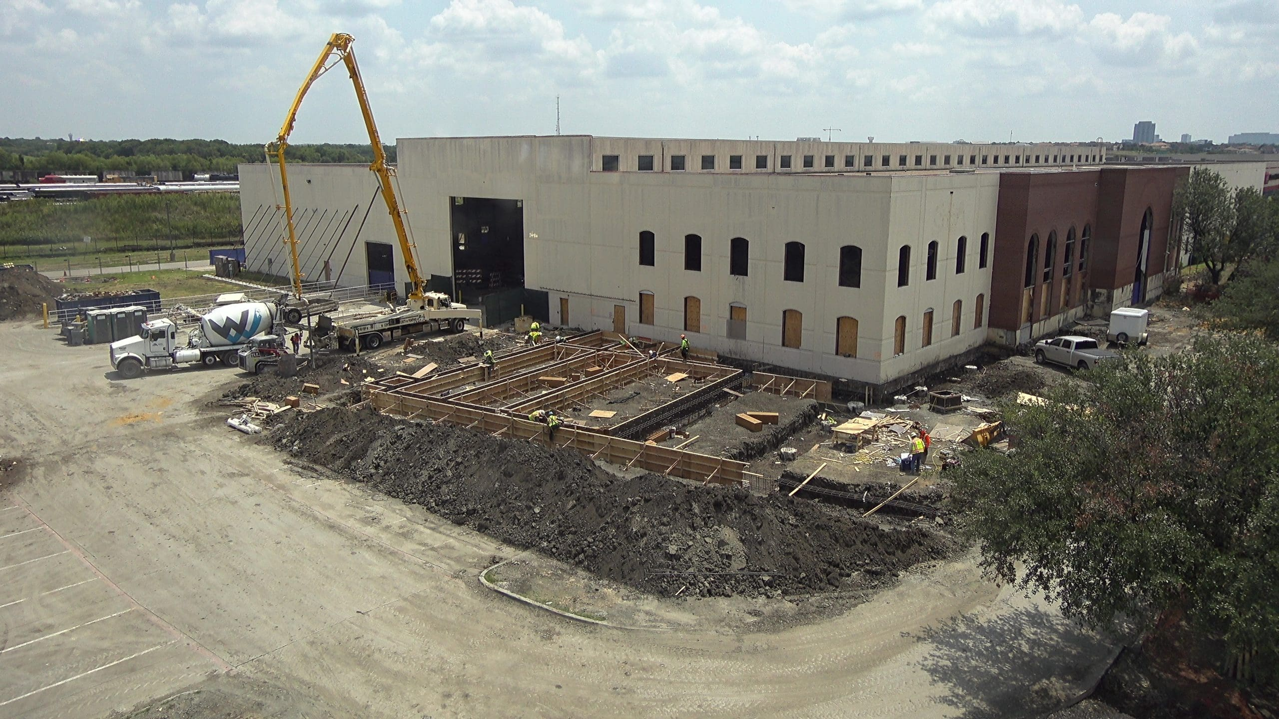 Byrne Construction Services-Frisco Public Library-Camera 2-August_06_2021_01_22_00_PM