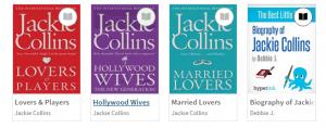 jackie books