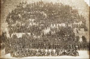 11th Battalion A.I.F. Cheops Pyramid