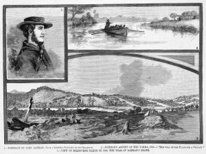 [John Batman and associated views]  June 10, 1882 From State Library of Victoria