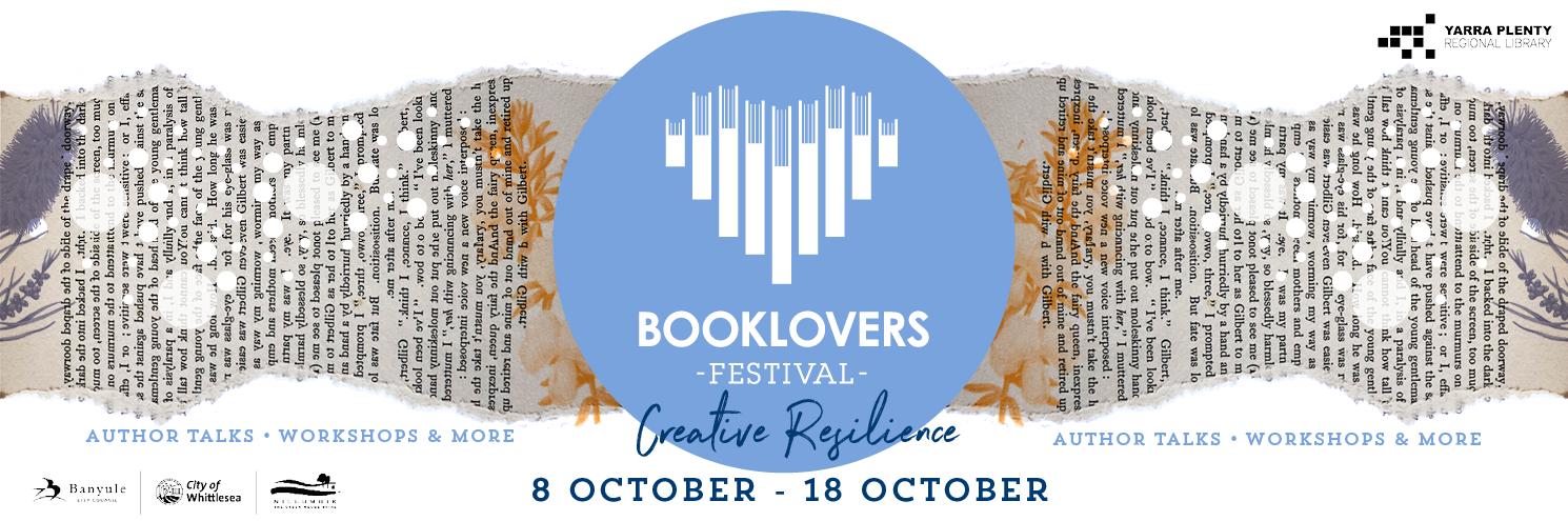 booklovers banner