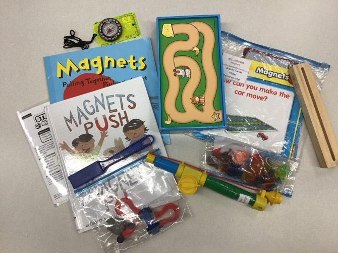 STEM Kit: Magnets