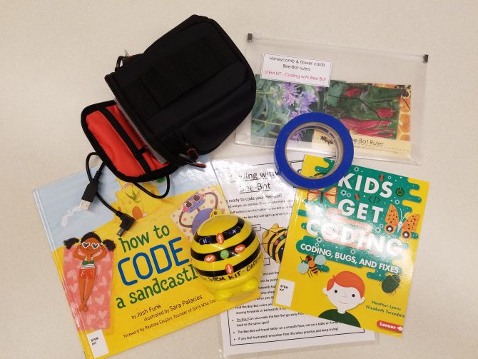 STEM Kit: Coding With Bee-Bot