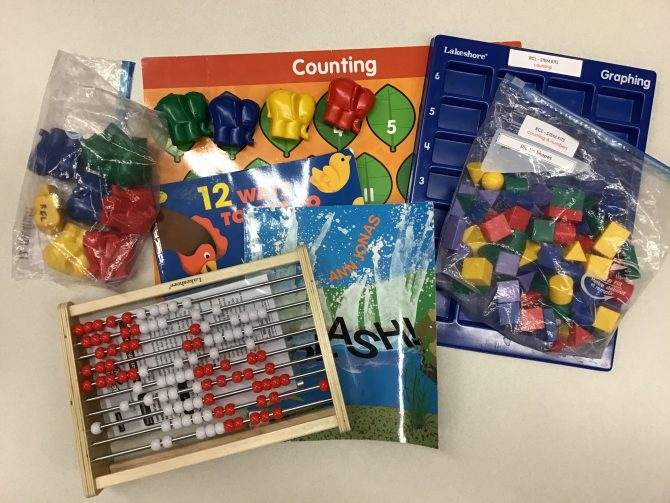 STEM Kit: Counting and Numbers