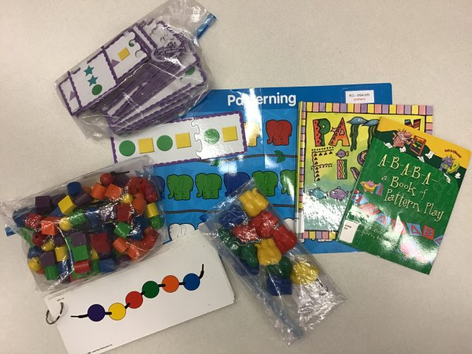 STEM Kit: Patterns