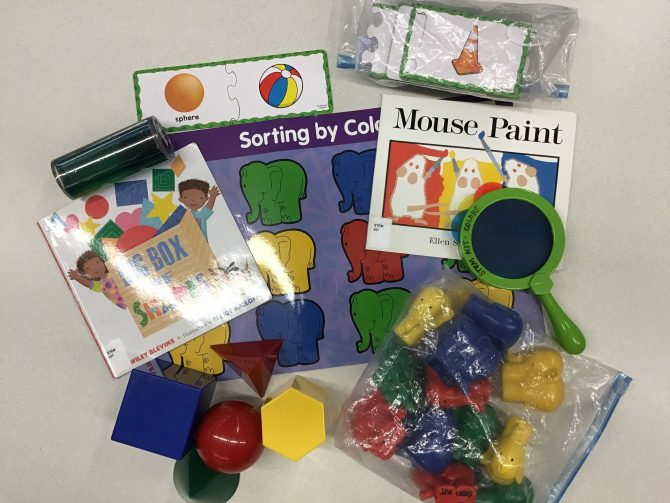 Stem Kit: Shapes and Colors