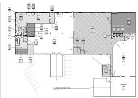 Distribution Center floor plan