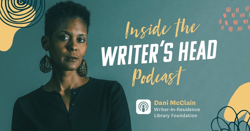 Writer-in-Residence podcast Inside the Writer's Head