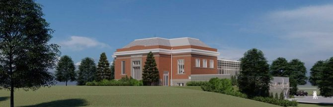 Price Hill Renovation and addition rendering