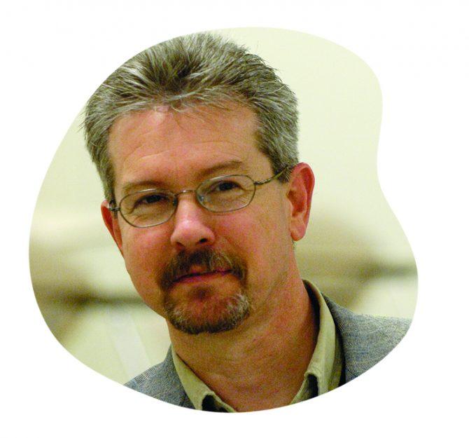 Writer-in-Residence Jeffrey Hillard