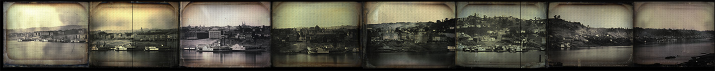 Cincinnati panorama 1848 daguerreotype