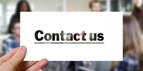 contact us web banner
