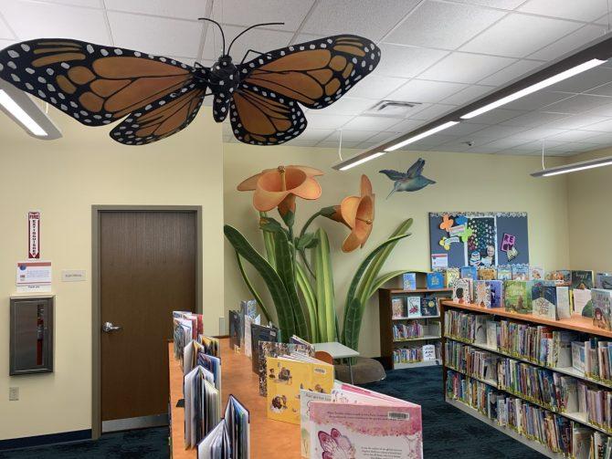Enon Branch Children's Room