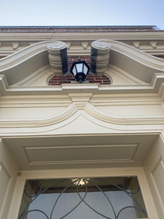 Houston Door Detail