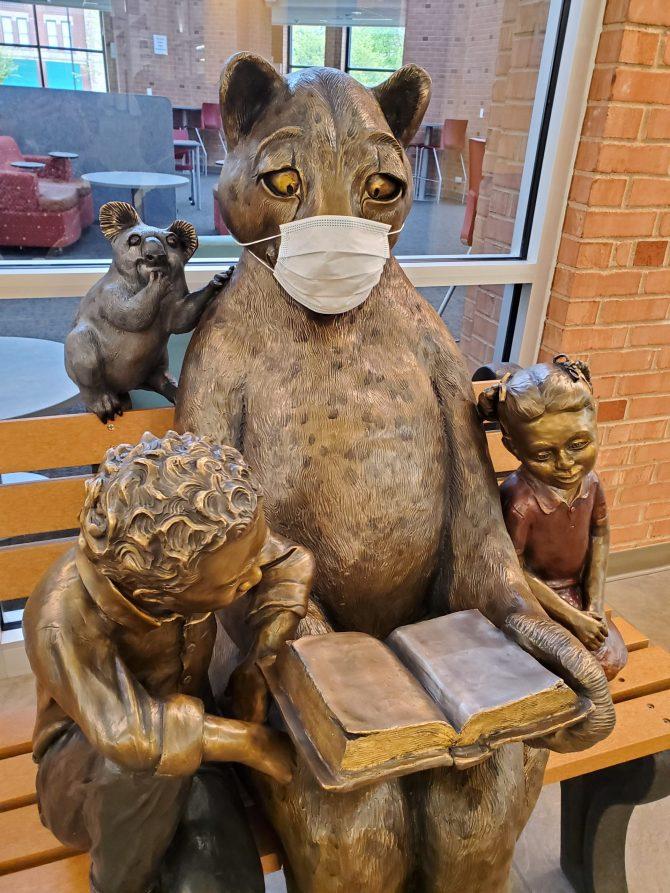 Leopold Statue