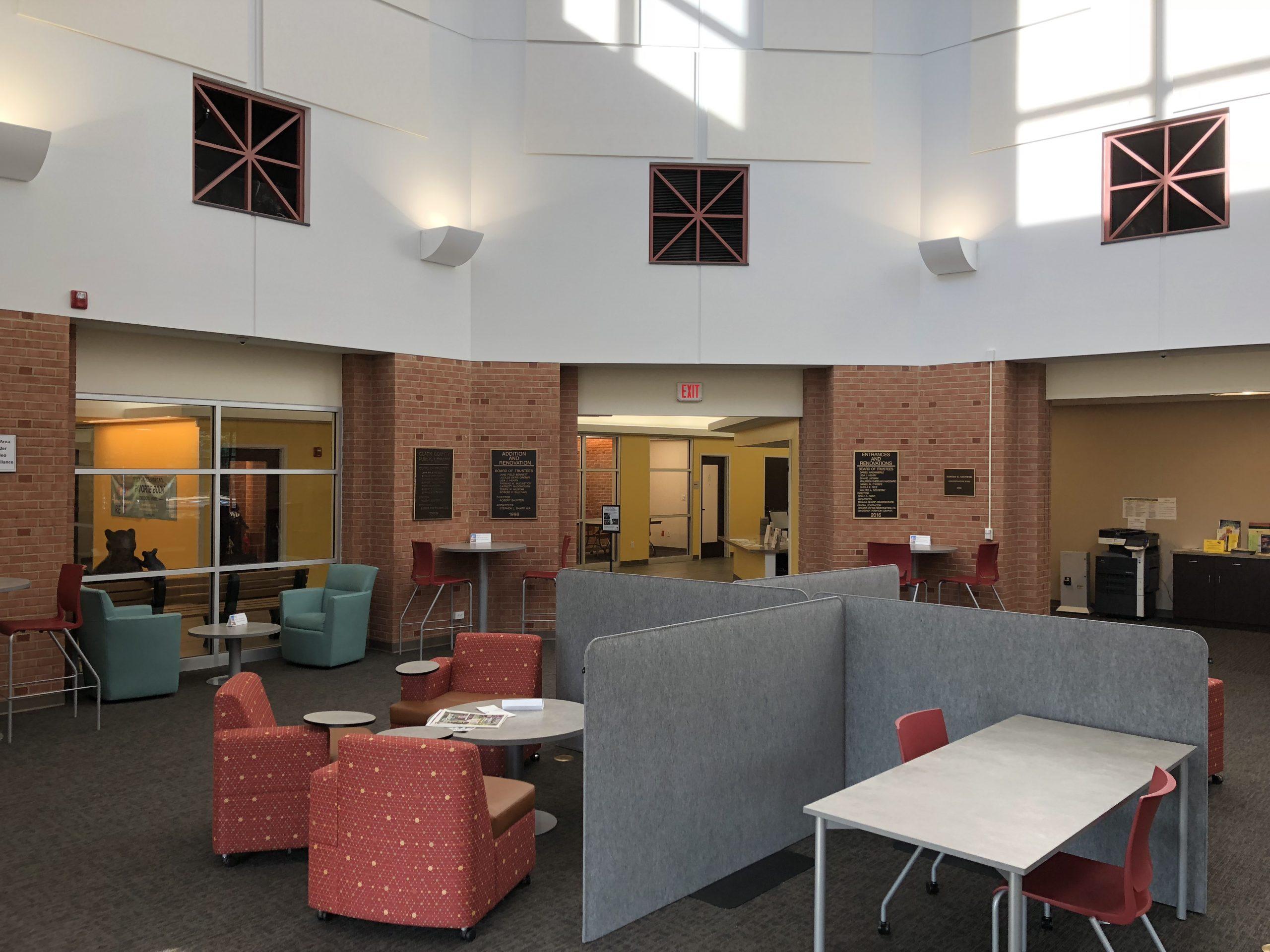 Main Library - Rotunda