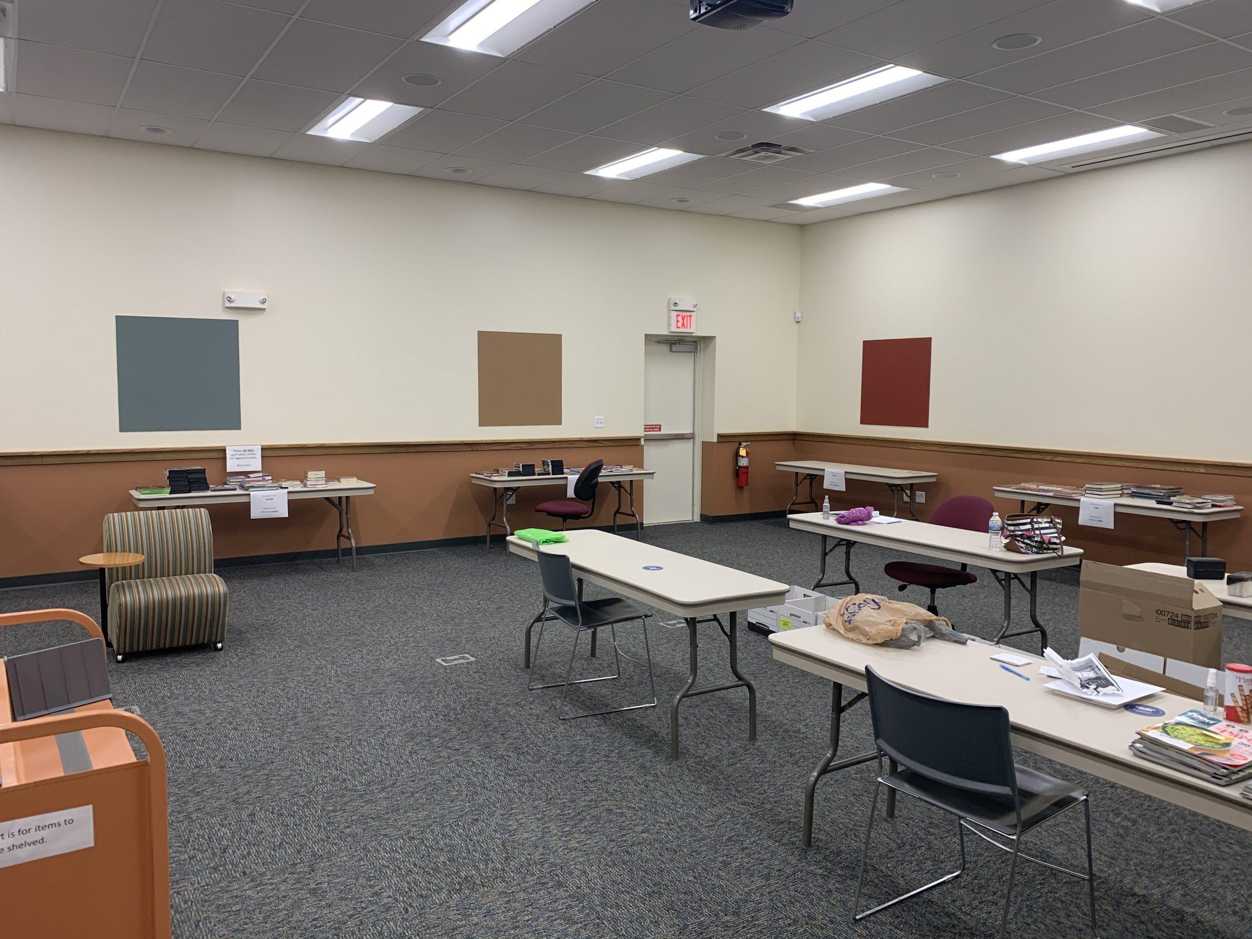 Houston - Meeting Room