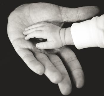 carousel-baby-hand
