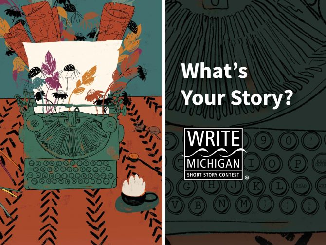 Write Michigan: Kent District Library Short Story Contest