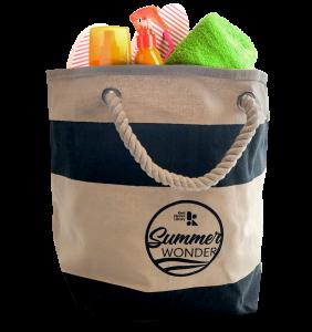 Adult Prize: Beach Bag Tote