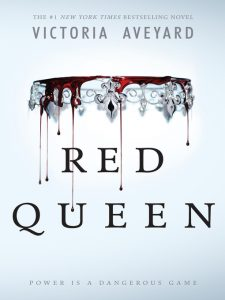 Prize book: Red Queen
