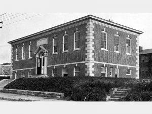 Auburn Branch of the Carnegie Library of Atlanta