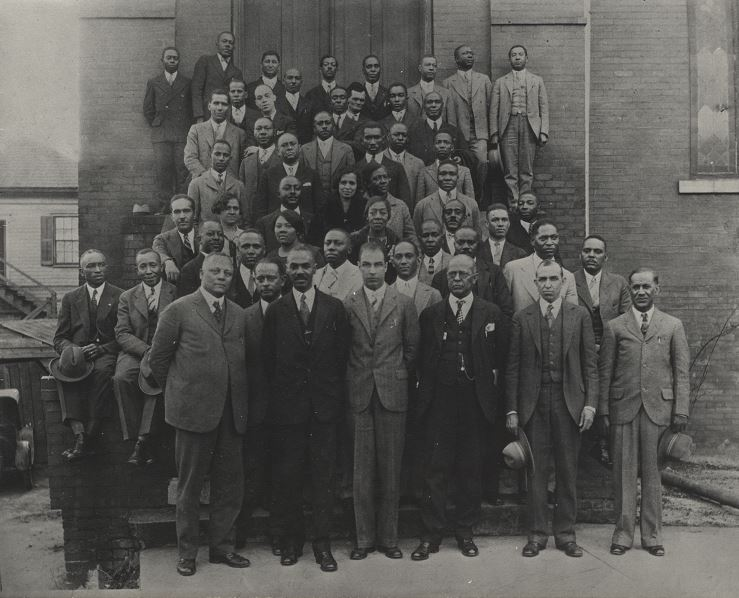 Atlanta Life Insurance Company employees 1930s