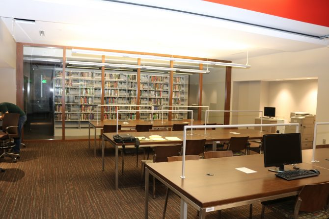 Reference Room 1