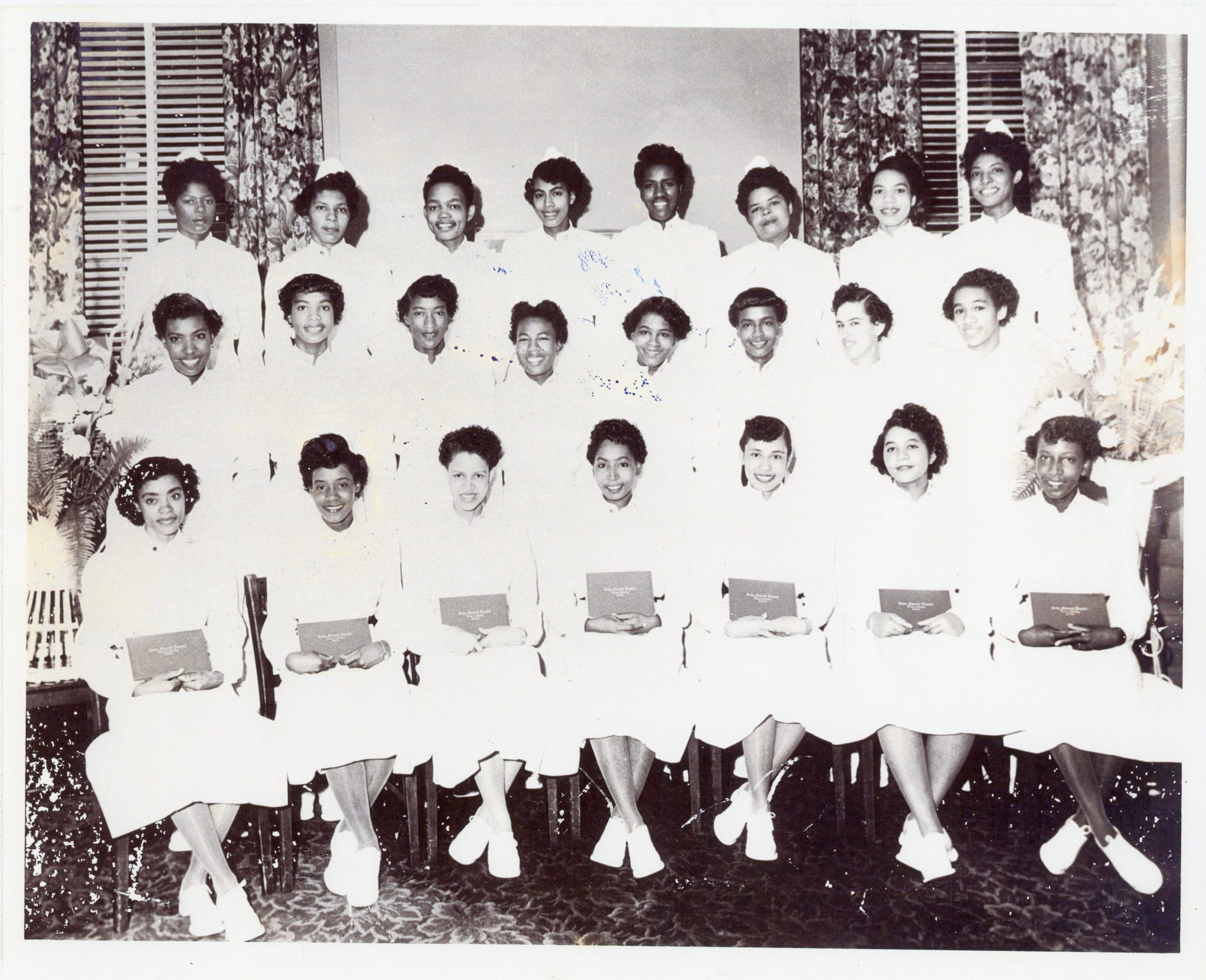 National Conclave of Grady Graduate Nurses Class of 1953