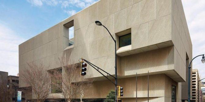 Atlanta Central Library Exterior 1b