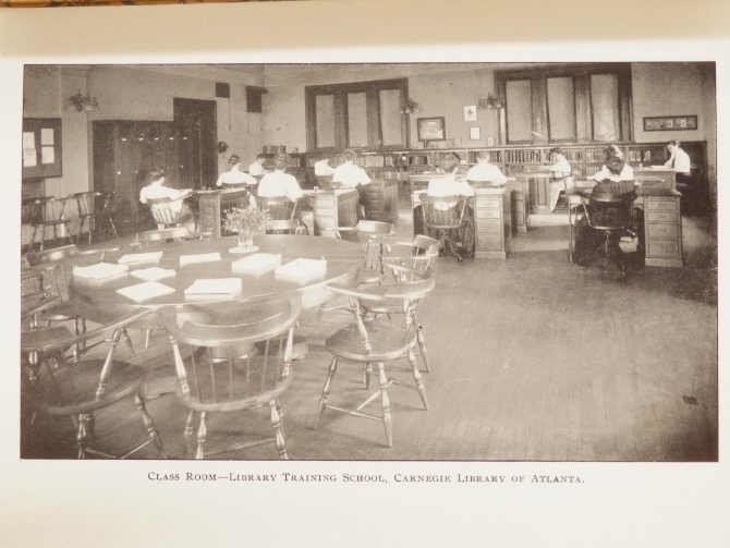CENTRAL - CARNEGIE Carnegie Library Library Training Room