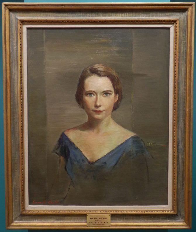 CENTRAL - MARGARET MITCHELL Margaret Mitchell - Portrait (2)