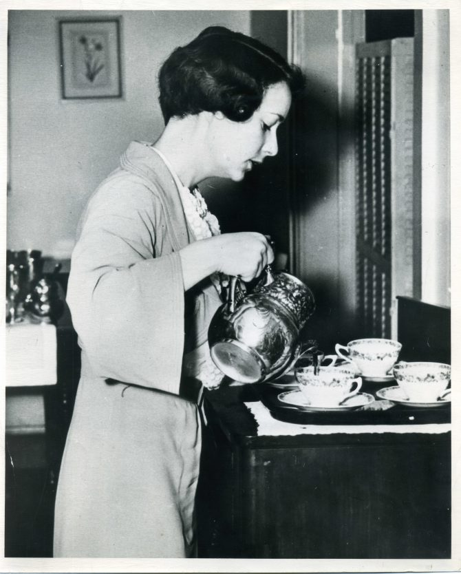 CENTRAL - MARGARET MITCHELL image - coffee -- High Res