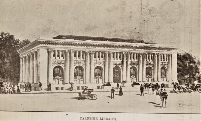 CENTRAL - CARNEGIE EXTERIOR DRAWING 1