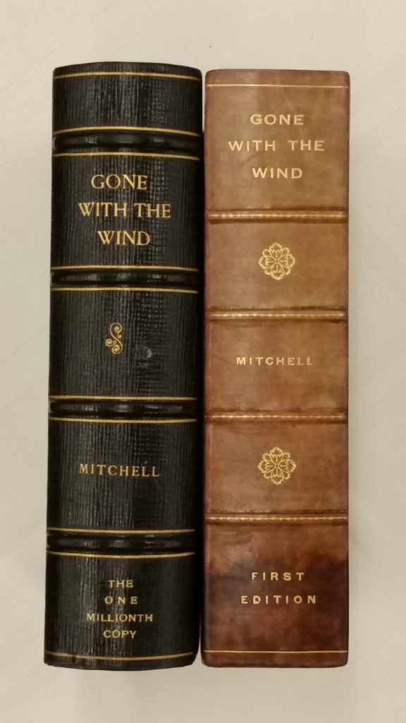 CENTRAL - RARE BOOKS GWTW 1st and Millionth Copies
