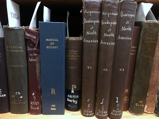 CENTRAL - RARE BOOKS YMLA 1