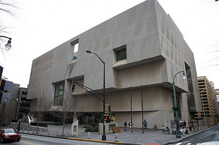 CENTRAL - BREUER Central Library