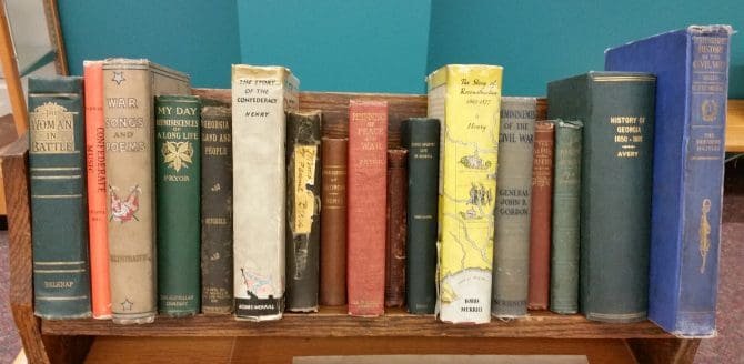 CENTRAL - RARE BOOKS Margaret Mitchell - Personal Book Collection 2