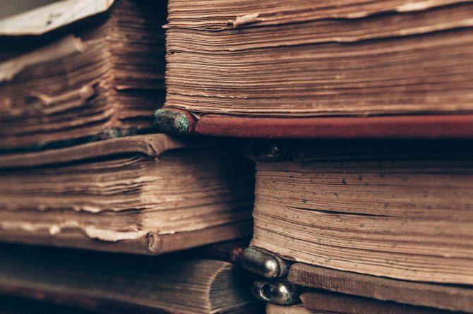 Image representing rare books
