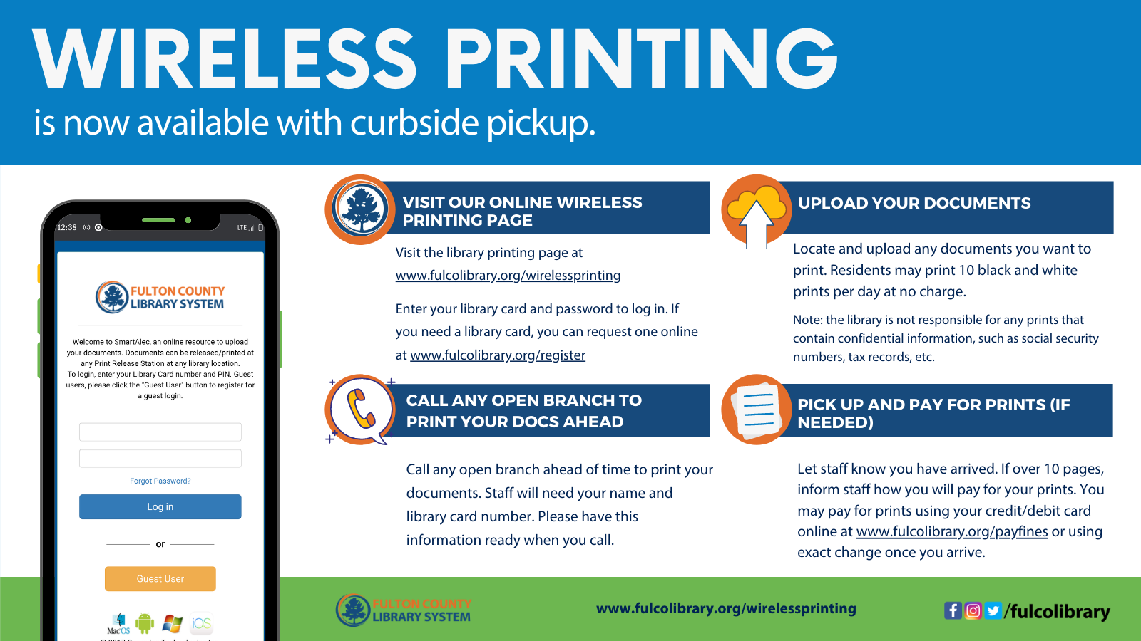 Wireless Printing _Infographic