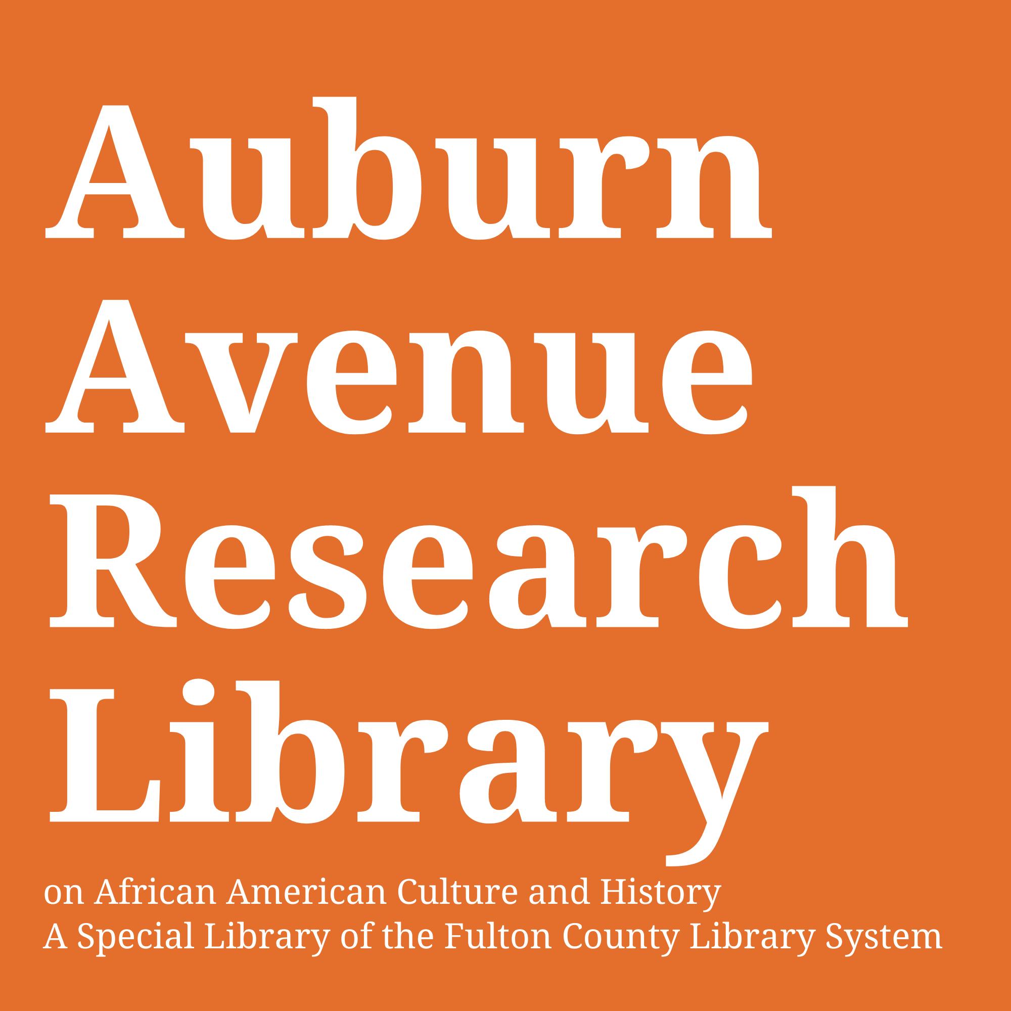 Auburn Avenue_Orange Logo